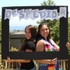 Graduating Seniors Priscilla and Itzel at Despedida 2015